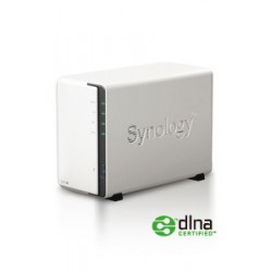 SYNOLOGY DS212j // Marvell 1,2Gb 256Mb DDRII