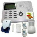 Kit Alarma con GSM integrado via radio - Sin cuotas -