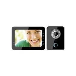 KIT DE VIDEOPORTERO. CAMARA + MONITOR LCD 7``
