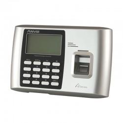 TERMINAL BIOMETRICO CON RFID ANVIZ PARA CONTROL DE ACCESOS Y PRESENCIA AUTONOMO Y TPC/IP